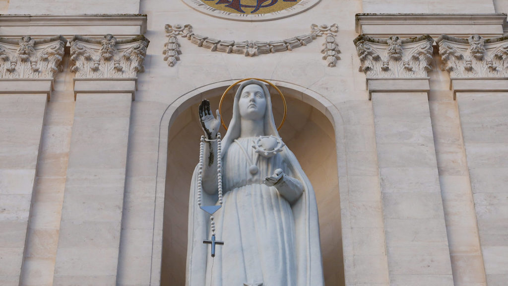 The Immaculate Heart for the World