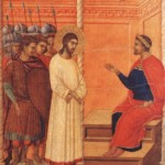 Benedict XVI: Jesus, Pilate, and the Truth
