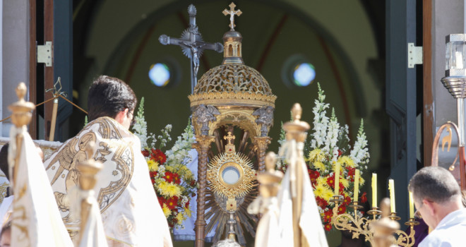 15 Biblical Meditations for Eucharistic Adoration