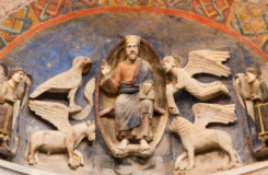 What are the Symbols of the Four Evangelists?