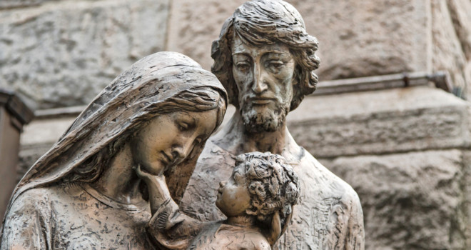 The Holy Family Shows Us How to Create a Healthy Home