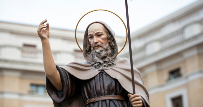 Saint Anthony and the Desert Fathers for 2019