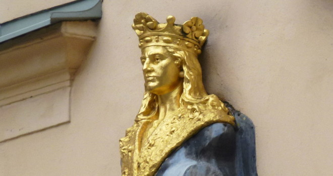 King St. Eric of Sweden: Template for Dads
