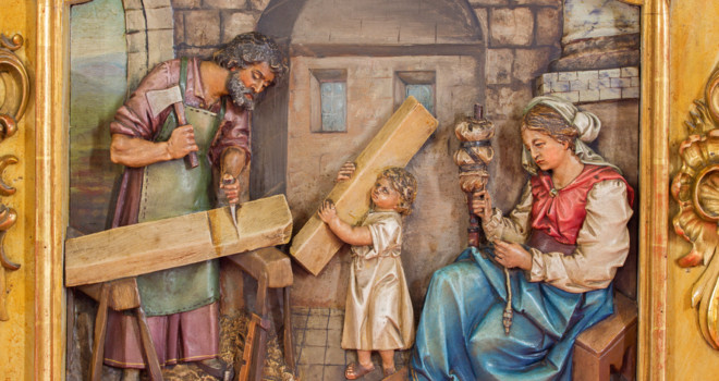St. Joseph Shows Us the Love & Dignity of Work