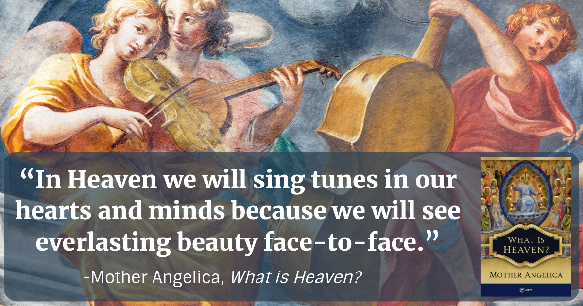Music Can Teach Us About Heavenly Beauty