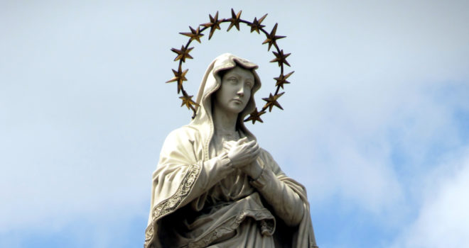 The Promise of Mary, Star of the Sea