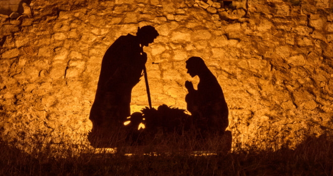 The Manger & the Cross Point to the Same Truth