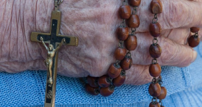 How We Can Take the Hand of Jesus