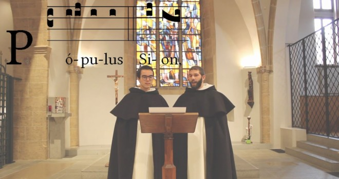 Two Seminarians Are Teaching Latin Chant on Youtube