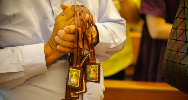 Fatima, Baal, Mt. Carmel, & the Brown Scapular
