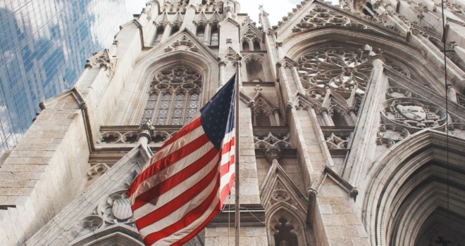 Can the Saints Ever Be Patriotic?