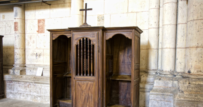 Why You Should Go to Confession This Lent