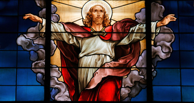 The Ascension, Jesus's Priesthood, and the Mass
